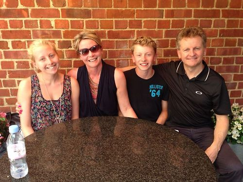 Summer Reunion '14: the family are back fromCalgary