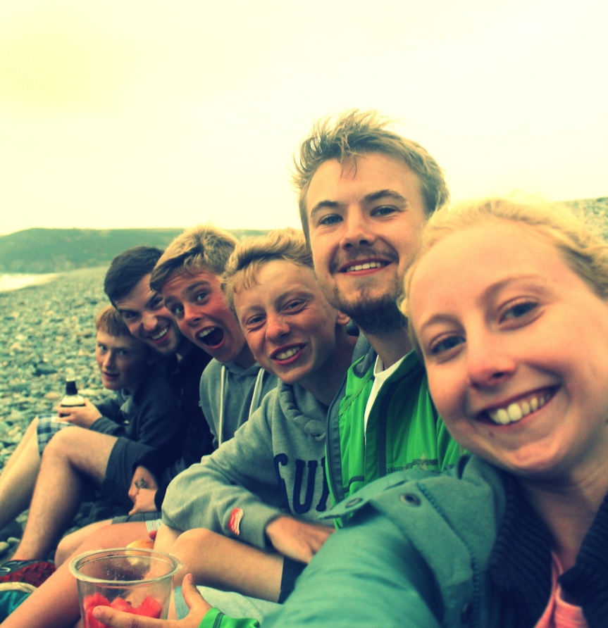 Summer Reunion '14: the yearly trip to Cymru(Wales)