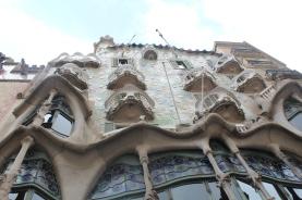 BCN - Part #1 - Casa Battló // Gaudi House