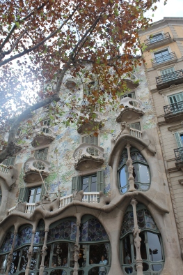 BCN - Part #1 - Casa Battló // Gaudi House