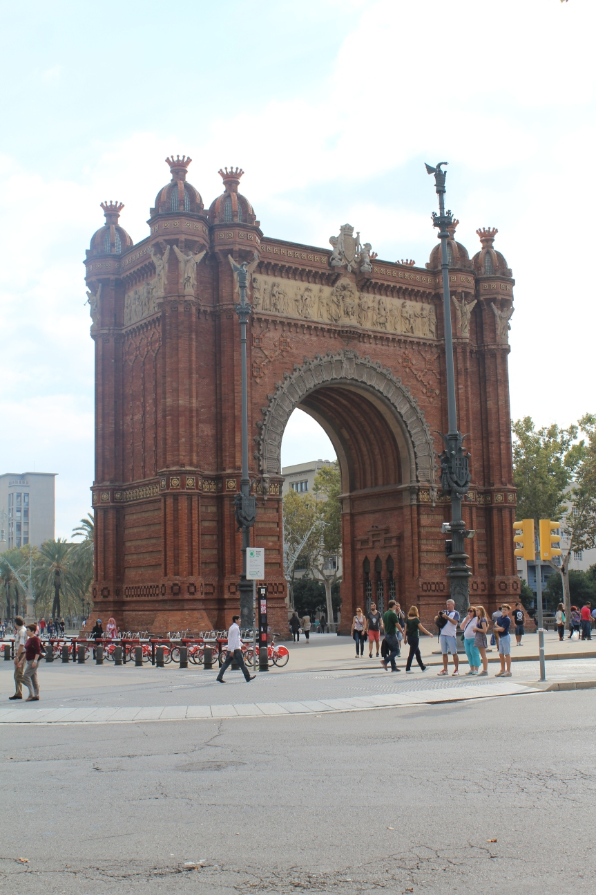 Year Abroad: Barcelona Trip Part#1