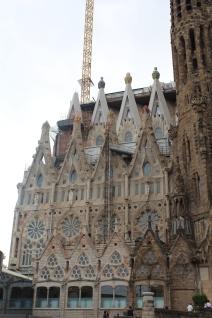 BCN - Part #1 - Sagrada Familia