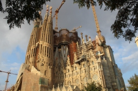 BCN - Part #1 - Sagrada Familia