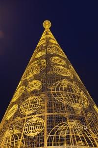 Madrid Christmas Lights 2014