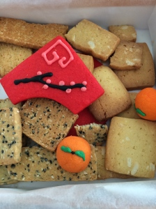 Chinese New Year biscuits :)