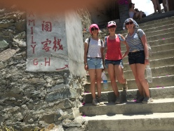 Tiger Leaping Gorge : 30th May - 1st june (excuse the finger...)