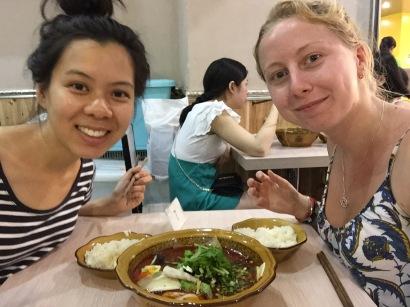 Lisa and I: 冒菜