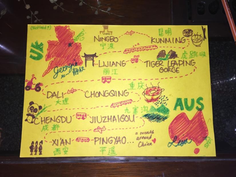 China Travels #7: Pingyao (and the place I turned twenty-one!), Wuhan, Ningbo &Hangzhou!
