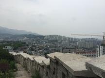 Naksan Park, Seoul - 25th June