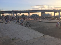 Banpo Bridge, Seoul - 28th June