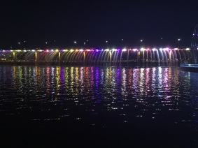 Banpo Bridge, Seoul - 28th June