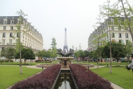 A bit of France in Hangzhou - 20th June