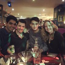 Danny, Dominik & Eden