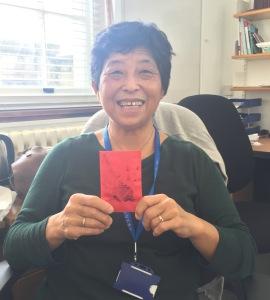 Lu Yang: my Mandarin teacher