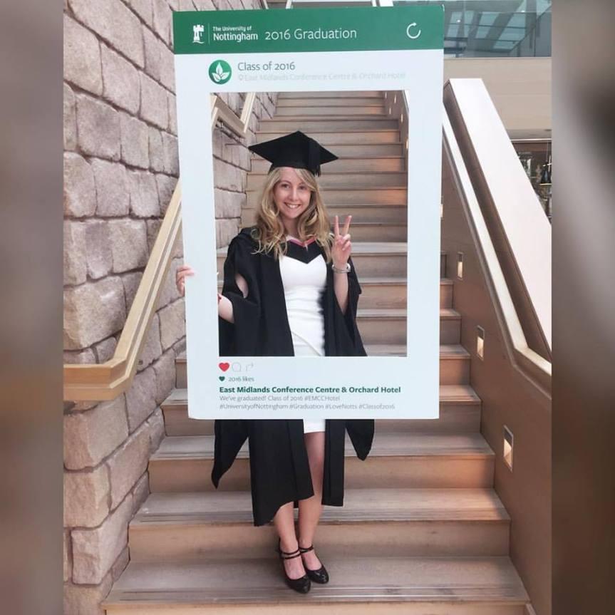 from an undergraduate to a postgraduate: milestonemet.