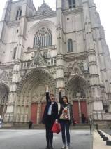 Downtown Nantes