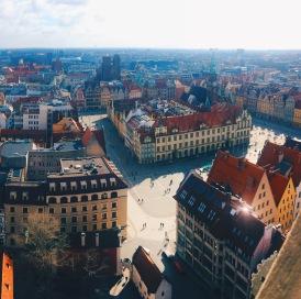 Wrocław Town Square