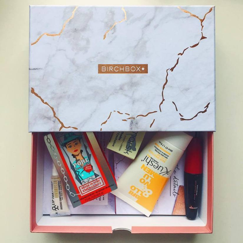 Birchbox [MAY]: a beauty goodies review