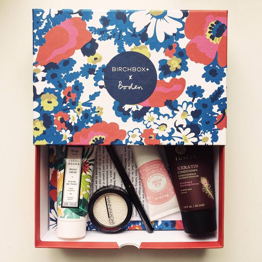 Birchbox [APRIL]: a beauty goodies review